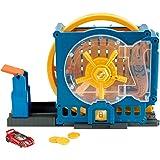 Hot Wheels - City Super Explosión en el Banco, Pistas de Coches de Juguete (Mattel GBF96) , color/modelo surtido