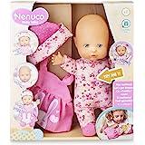 Nenuco - Baby Talks, Wij kleding! Pop met geluiden voor meisjes en jongens vanaf 1 jaar (Famosa 700016282)