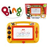 ODS Bing Lavagna Magnetica Grande per disegnare e Scrivere, 48404