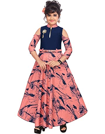 c2193c66a293f Dresses for girls: Buy gowns & frocks for girls' online at best ...