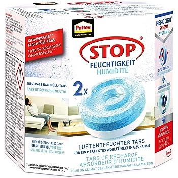 pattex stop feuchtigkeit aero 360 luftentfeuchter nachf llpack gegen feuchtigkeit und. Black Bedroom Furniture Sets. Home Design Ideas