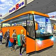 Reisebus-Fahr Simulator 2018 - Coach Bus Driving Simulator 2018