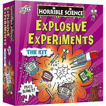 horrible science kit exp riences explosives version anglaise import royaume uni. Black Bedroom Furniture Sets. Home Design Ideas