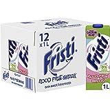 Fristi Drinkyoghurt Rood Fruit 0% Suiker 12 x 1 L