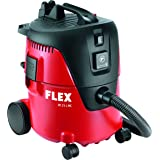 Flex 405418 230/CEE veiligheidszuiger VC 21 L MC (werkplaatsstofzuiger met handmatige filterreiniging, 20 l, klasse L, 1250 W