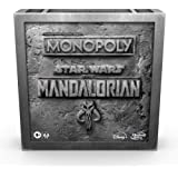 Monopoly Disney Mandalorian - Jeu de societe - Jeu de plateau - Version francaise