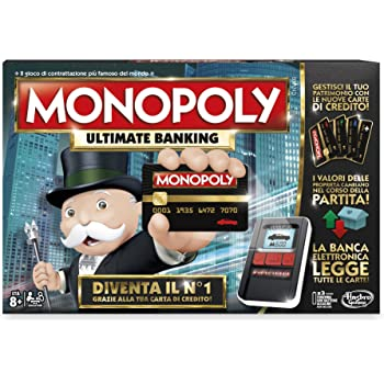 Hasbro Gaming Ultimate Banking, B6677103