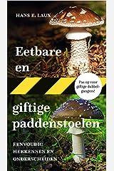 Eetbare en giftige paddenstoelen: eenvoudig herkennen en onderscheiden Taschenbuch