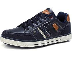 ARRIGO BELLO Basket Hommes Chaussures Décontractées Sneaker Marche Courir Confortable Soulier Mode Shoes Taille 41-46