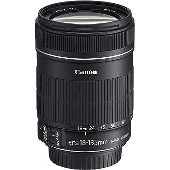 Canon EF-S 18-135mm 1:3,5-5,6 IS Objektiv (67 mm Filtergewinde, bildstabilisiert)