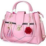 Women Hand Bag Fiesto Fashion Hand Bag for Women (Pink)