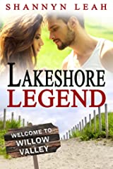 Lakeshore Legend (The McAdams Sisters: A Small-Town Romance Book 2) Kindle Edition