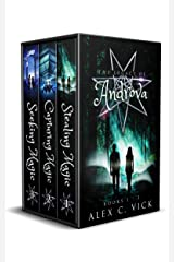 The Legacy of Androva: Books 1 - 3 Kindle Edition