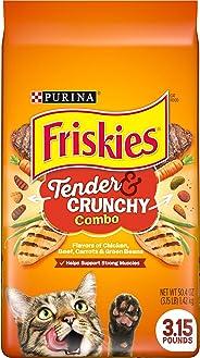 Purina Friskies Tender & Crunchy Combo Cat Food, 1.42kg