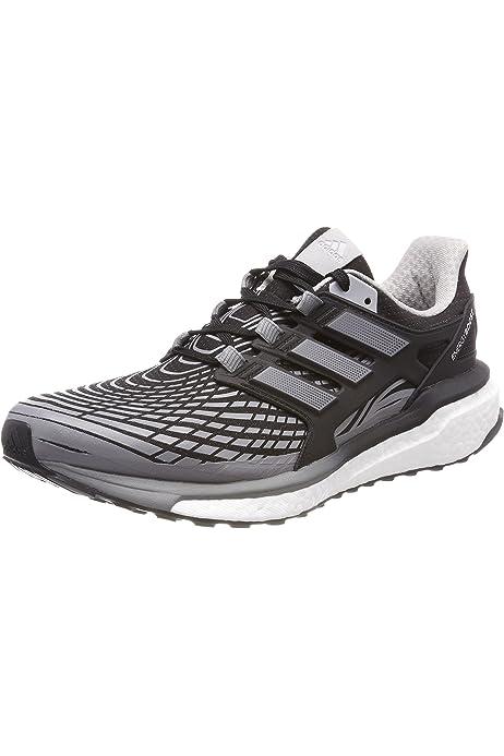 adidas Energy Boost M - Zapatillas de Correr para Hombre, Color Negro, Talla 39 1/3 EU: Amazon.es: Zapatos y complementos