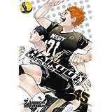 Haikyu!! (Vol. 45): L'asso del volley