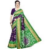 JEIVKH women's art silk saree