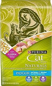 Purina Cat Chow Naturals Indoor Dry Food - 1.42 Kg