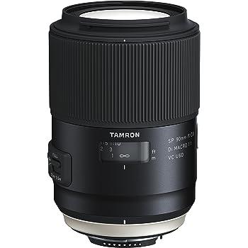 Tamron 90 mm F2.8 VC USD Lens for Nikon DSLR Camera