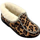 BAWAL Pantofole da Donna Caldo Feltro con Lana Scarpe da Casa Invernali Confortevole Un Sacco di Colori 36-41 EU