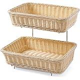 Hendi 561201 Présentoir de corbeille à pain GN 1/2