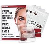 [Patch Pro] Micro Needle Patch - Patch per occhi in microneedle in acido ialuronico per rughe sottili, rughe degli occhi, occ