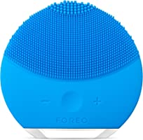 FOREO LUNA mini 2 Facial Cleansing Brush and Anti-aging Skin Care device made with Soft Silicone for Every Skin Type...