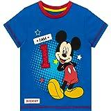 Disney Camiseta para Niños Mickey Mouse
