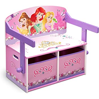 Delta Children Principesse Disney Banco Gioco 3 in 1