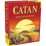 Mayfair Games MFG3071 – The Settlers of Catan, brädspel, engelska – engelska