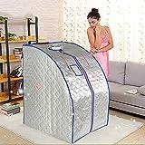Cabina de infrarrojo con turmalina cabina de calor versi/ón Deluxe