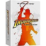 Indiana Jones 4-Movie Collection (4 UHD + 5 Blu-ray) (Limited Edition Steelbook)