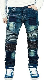 Reichstadt Jungen Kinder Hosen Jeans Jogging Biker Used 6-16 Wow
