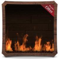 Woody Fireflames HD - Wallpaper & Themes