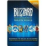 Tarjeta regalo de Blizzard 100 EUR | Código para PC