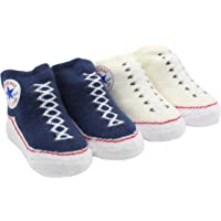 Converse LC0001-UW2 CHUCK INFANT TODDLER BOOTIE 2P 0/6 Mesi Navy White