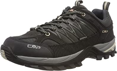 CMP Rigel Low Trekking Shoe WP, Scarpe Basse Uomo