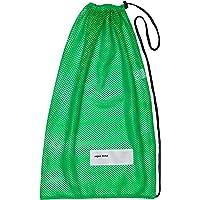 aqua zone Sporttasche mit Kordelzug für Schwimmen, Strand, Tauchen, Reisen, Fitnessstudio