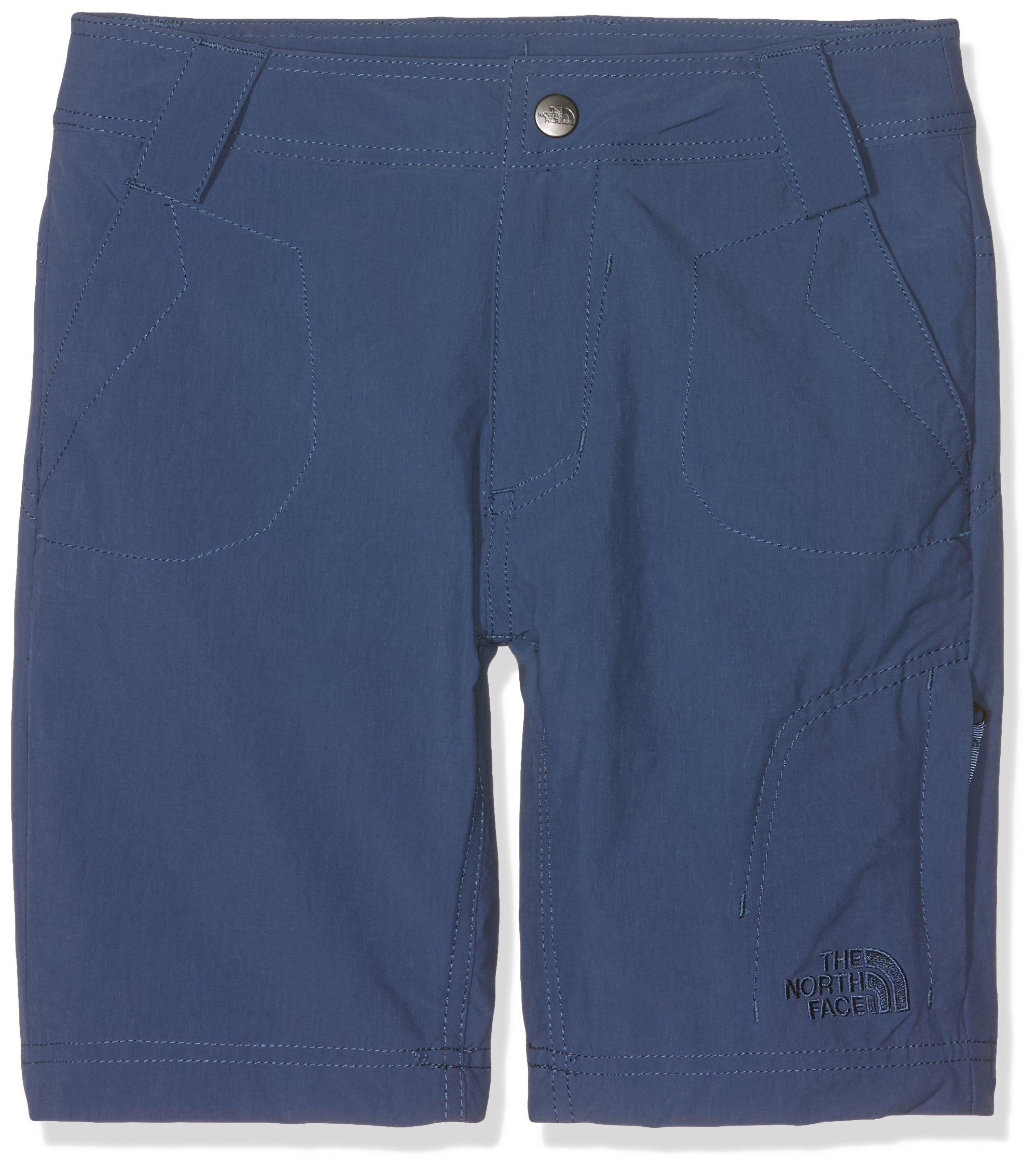 North Face T92XIZHDC Pantaloncini da donna, blu, taglia: L (taglia produttore: L)