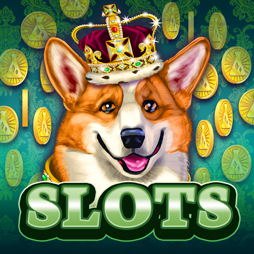 Slots Lucky Corgi FREE Slots - Free Casino Slot Machine Game (Lucky Wolf Casino Slots)