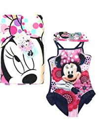 Bañador Minnie Mouse Disney + Toalla ...