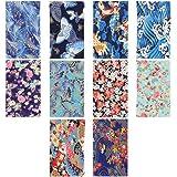 HEALLILY Coton Artisanat Bundle Style Japonais Patchwork Patchwork Couture Patchwork Motif Différent Bricolage Scrapbooking A