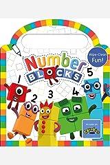Numberblocks Wipe Clean Board book