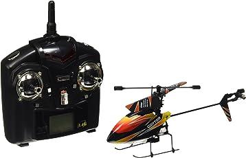 s-idee® 01140 | V911 4.5 Kanal 2,4 Ghz Heli Hubschrauber RC ferngesteuerter Hubschrauber/Helikopter/Heli mit LCD Display und GYROSCOPE-TECHNIK + 2,4Ghz TECHNOLOGIE!!! für INNEN und AUSSEN brandneu mit eingebautem GYRO und 2.4 GHz Steuerung! FLUGFERTIG!