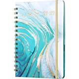 """2021-2022 Diary - July 2021 - June 2022 A5 Week to View Diary Planner 6.37"""" x 8.46"""" with Hardcover, Easy for Your Writing"""