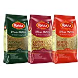 Manna Millets - Natural Grains Combo Pack of 3 | Foxtail 500g, Kodo 500g, Little 500g | Native Low GI Millet Rice | Nutrient