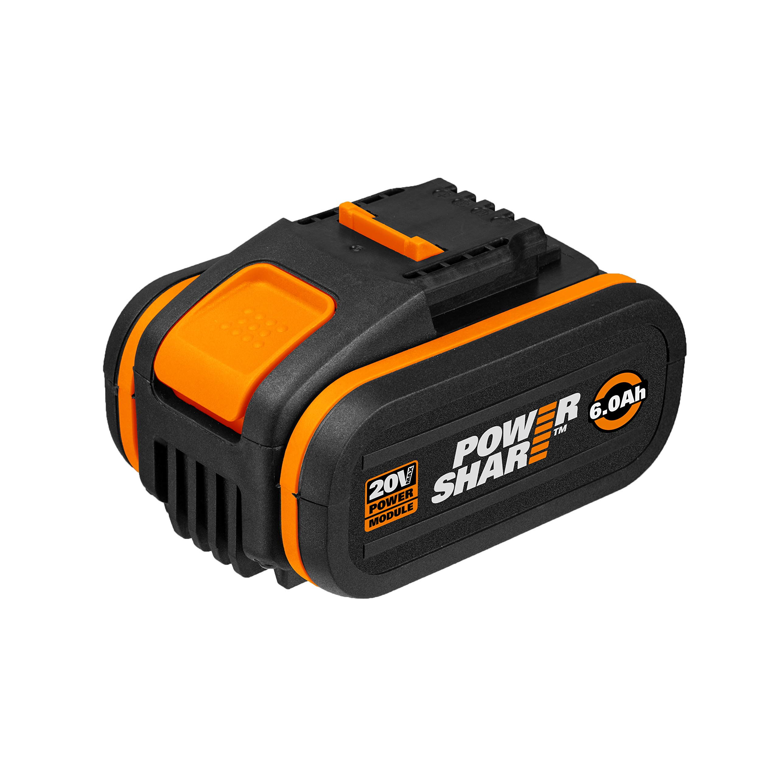 Worx WA364120V 6.0Ah Lithium-Akku Powershare, für alle Worx Geräte
