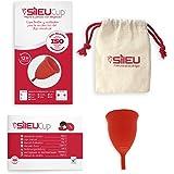 Copa Menstrual Sileu Cup Soft - Ayuda prevenir infecciones ...