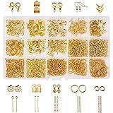 Pandahall Elite 500 stuks sieraden DIY knutselset bandklem karabijnsluiting jump ringen