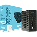 ZOTAC ZBOX CI327 nano mini-PC Barebone (Intel N3450 quad-core, Intel HD Graphics 500, lüfterlos)